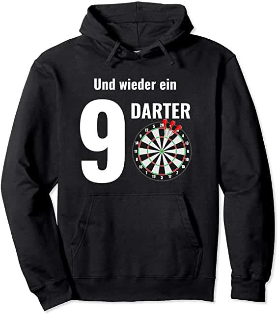 9 Darter Triple 1 Hoodie