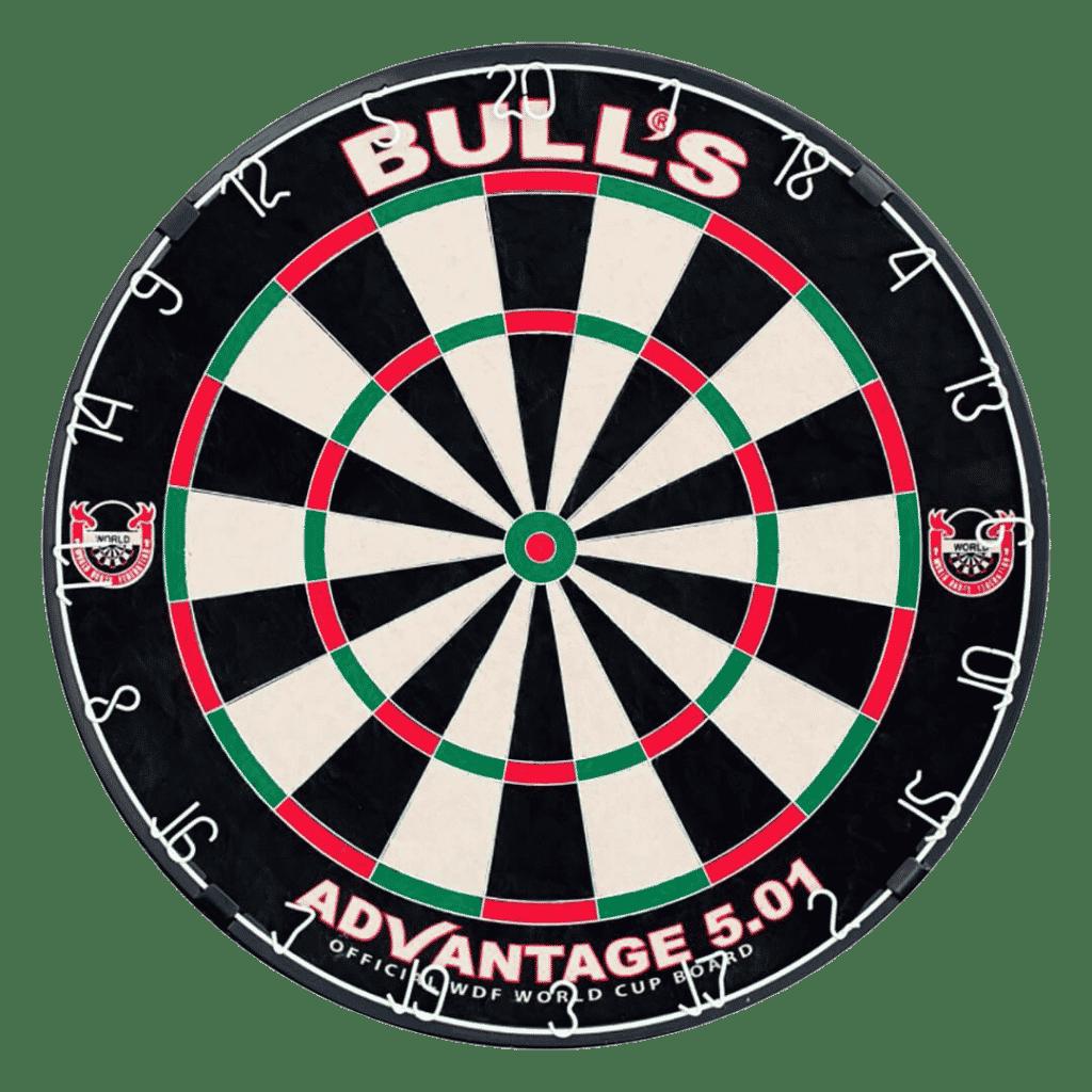 Dartscheibe kaufen: Bull's Advantage 501