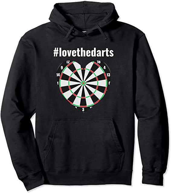 Love the Darts Hoodie