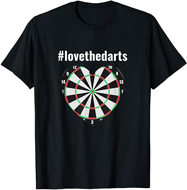 Love the Darts T-Shirt