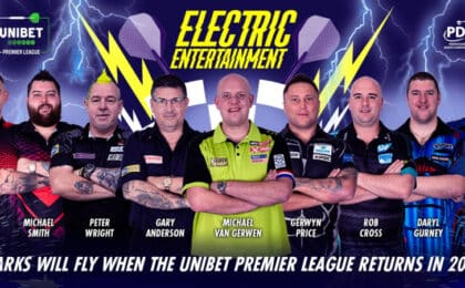 Premier League Darts 2020